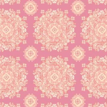 Yellow Pink Pattern 2015