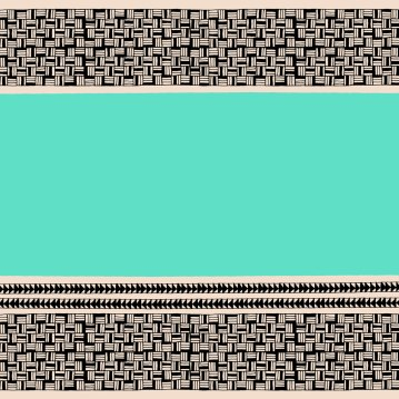 Rectangles & Teal 2015
